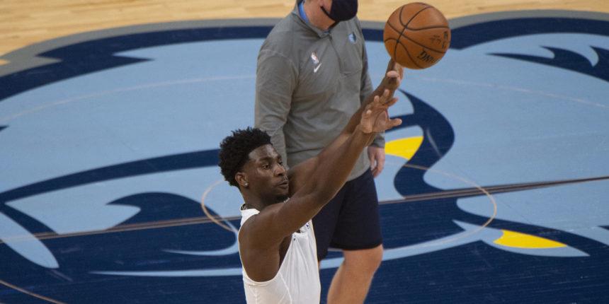 Grizzlies' Jaren Jackson Jr. (knee) 'close' to returning
