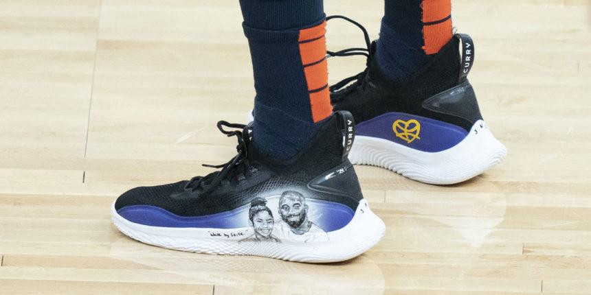 Kobe Bryant, LLC files trademarks for footwear and apparel