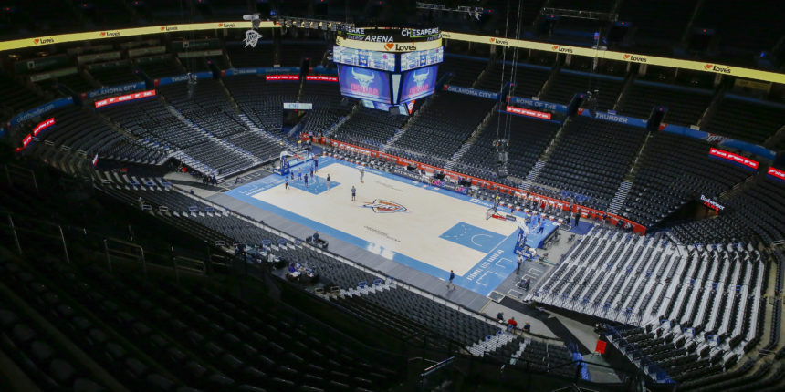 Chesapeake Energy terminates naming rights deal with Thunder
