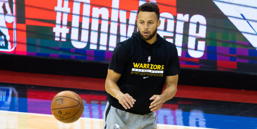 Stephen Curry shares his thoughts on Derek Chauvin conviction