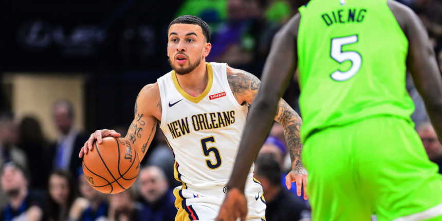 Nets to sign Mike James to ten-day contract