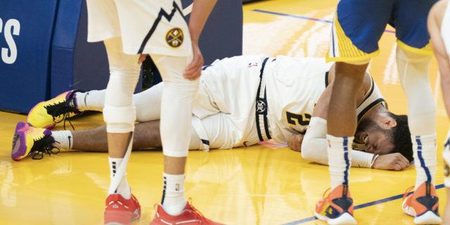 Jamal Murray undergoes surgery to repair torn ACL