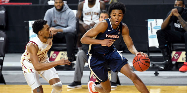 Trey Murphy III draws attention as a 3-and-D stretch four