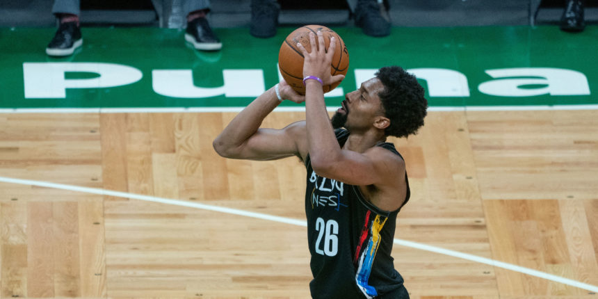 Spencer Dinwiddie progressing in recovery, playoff return is 'realistic'