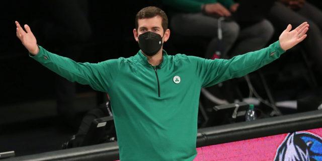 Brad Stevens on the Celtics' injuries: 'It's the NBA in 2021'