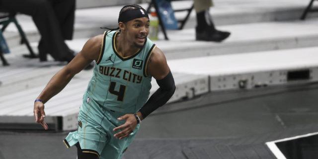 Devonte' Graham scores 24, Hornets record season-high 39 assists in win vs. Celtics