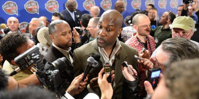Legacy: Gary Payton discusses being an 'NBA Dad' with Kenyon Martin