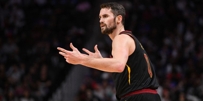 Something's got to give with Kevin Love