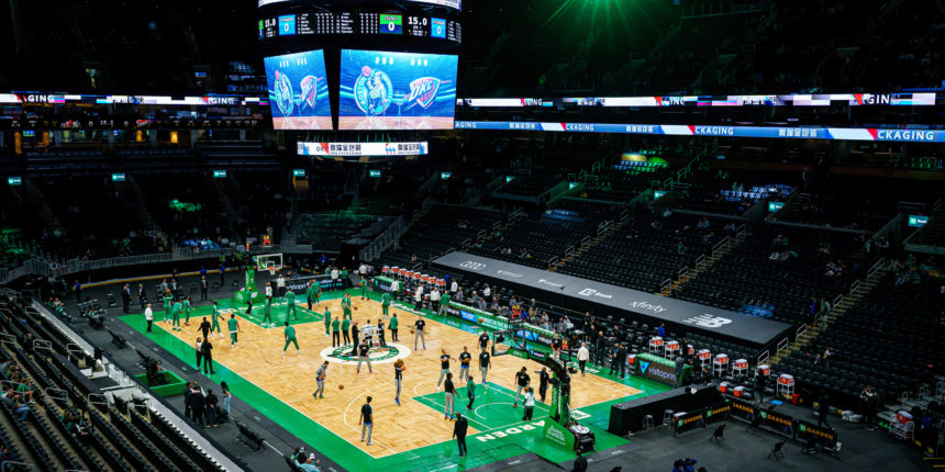 Celtics hold moment of silence, pay tribute to the late Terrence Clarke