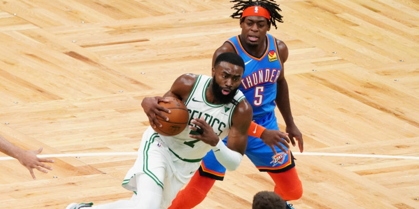 Jaylen Brown after Celtics loss: 'Passion needs to show on the court'