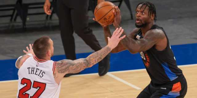 Randle, Knicks beat Bulls 113-94 for 10th win in 11 games