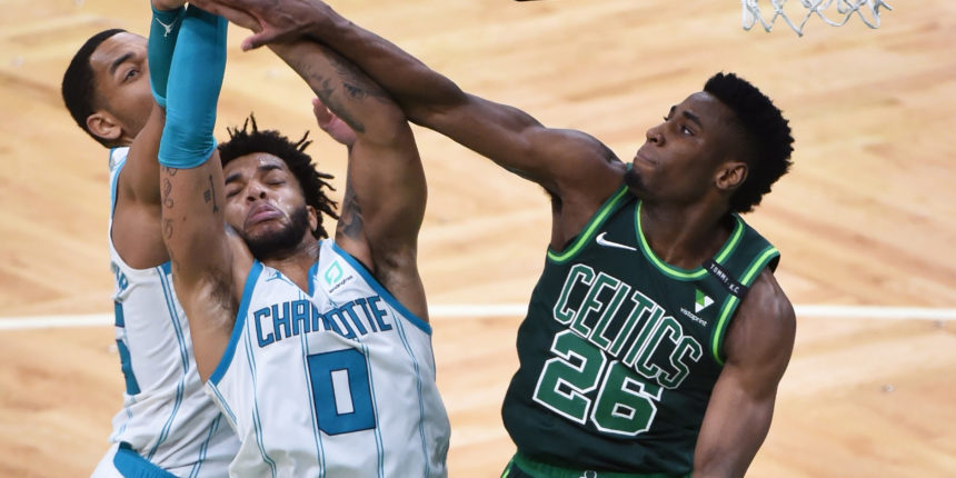 Nesmith is first Celtics rookie since Paul Pierce with 15+ points, 3+ steals/blocks