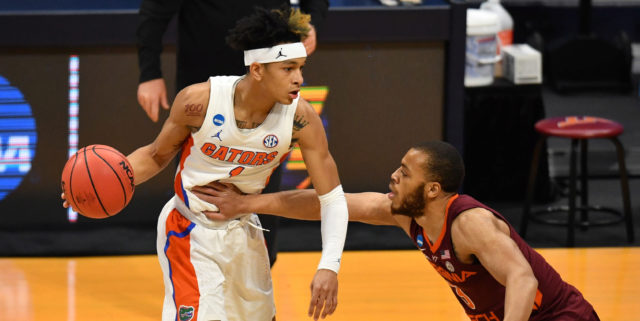 How Tre Mann became one of the top guard prospects in the 2021 NBA Draft