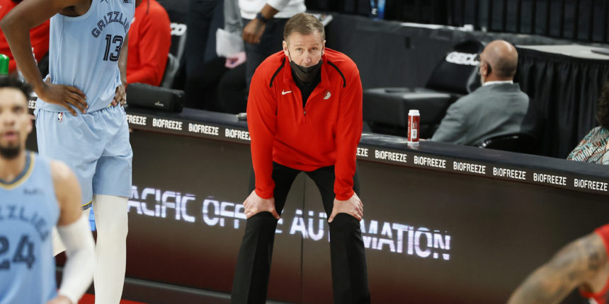 Terry Stotts on the hot seat in Portland?