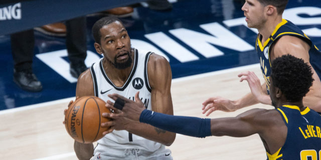 Kevin Durant out, Kyrie Irving available Friday vs. Trail Blazers