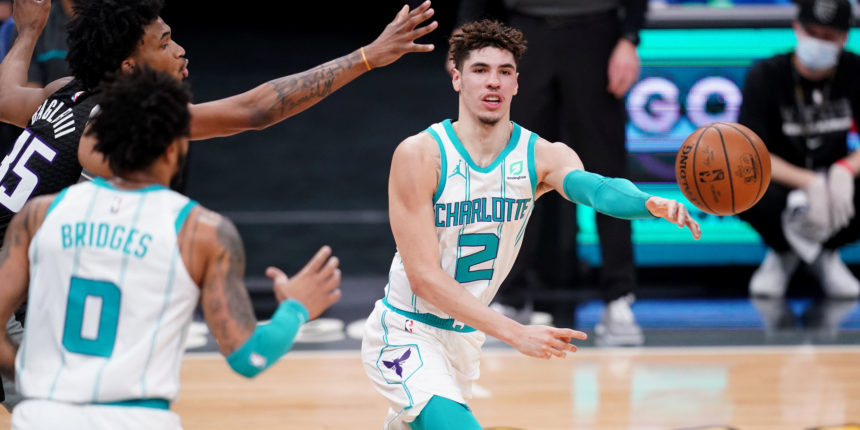 Examining LaMelo Ball's impact on the Charlotte Hornets