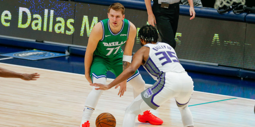 Luka Doncic ejected Sunday, is one technical foul away from suspension