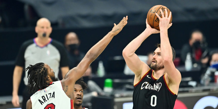 Kevin Love: 'If I was wearing a Portland jersey, that's special'