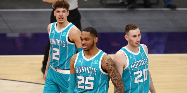 One-on-One: Mitch Kupchak on LaMelo Ball, Michael Jordan, Hornets' moves