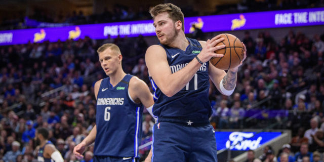 Luka Doncic and Kristaps Porzingis don't need to be friends