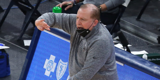Thibodeau on Knicks after gritty win in Memphis: 'I like the toughness of this team'