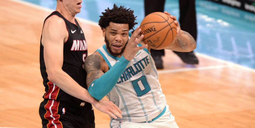 Hornets' Miles Bridges to miss 10-14 days due to health/safety protocols