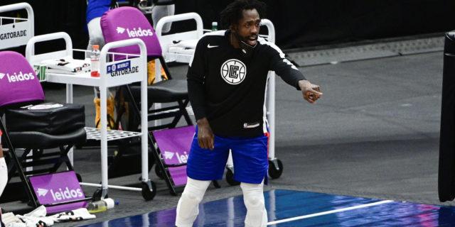 Patrick Beverley (wrist) to return to lineup vs. Raptors