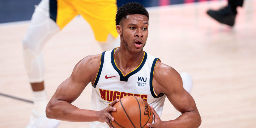 Two-way threat: PJ Dozier reflects on whirlwind path to Nuggets