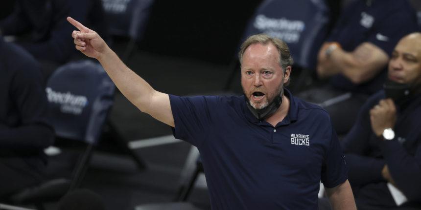 Mike Budenholzer 'likely gone' unless Bucks make deep playoff run