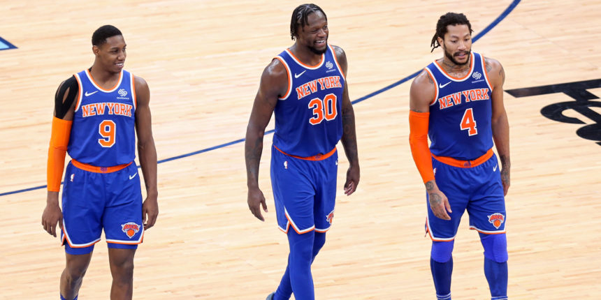 The Knicks are (finally) winning: Is this only the beginning of their run?