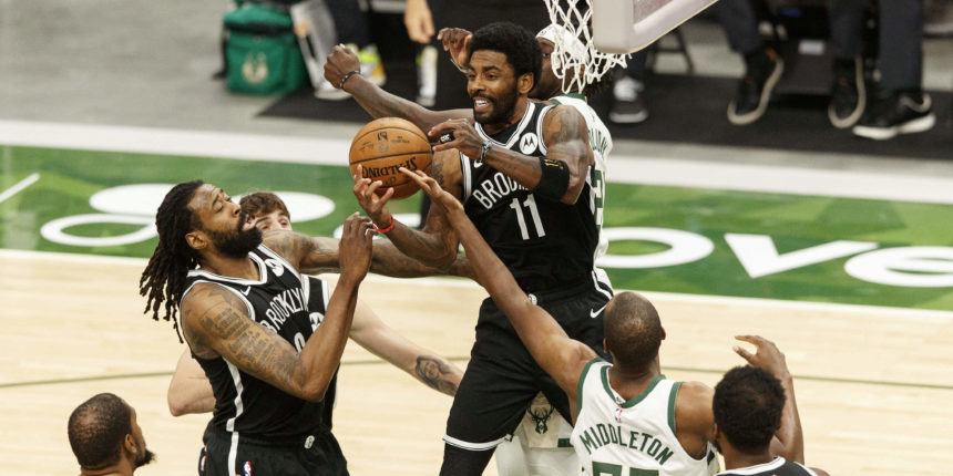 NBA fines Kyrie Irving, Nets for violating league rules on media access