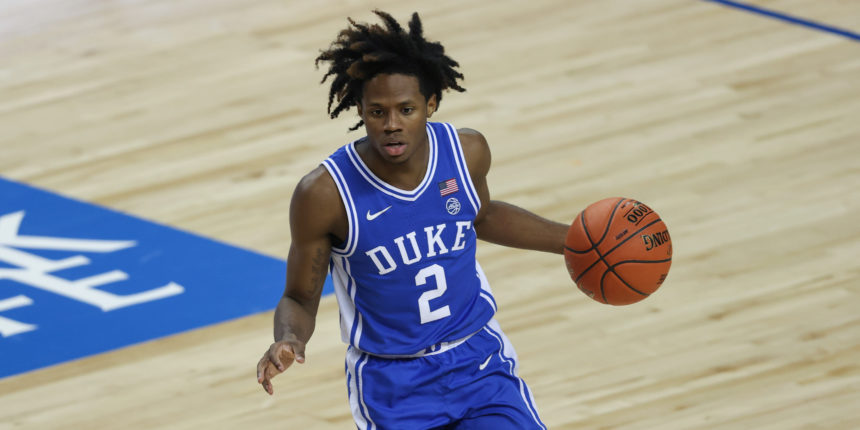 DJ Steward aims to bulk up, show he can be a point guard in the NBA