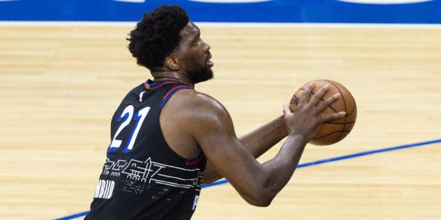 Joel Embiid scores 37, strengthens MVP bid as 76ers hold off Pelicans