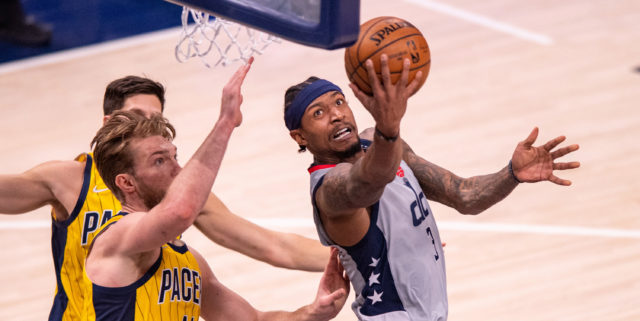 Bradley Beal will miss next two games with hamstring injury