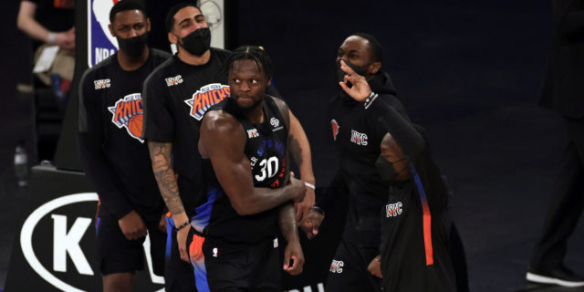 A tough out: Nobody should want to battle the Knicks in the playoffs