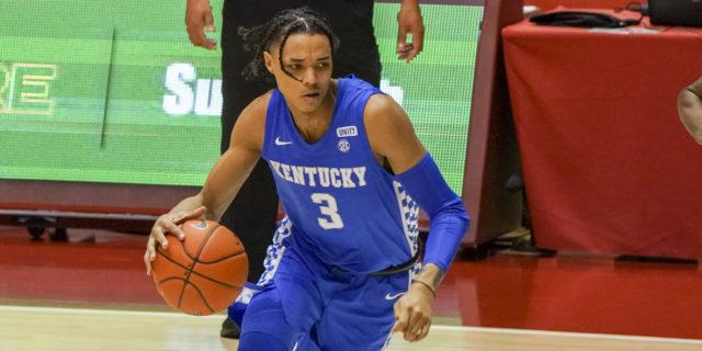 Brandon Boston Jr. maintains solid draft stock despite tough year at Kentucky