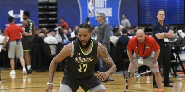 NBA announces 2021 Draft Combine plans, will take place in Chicago
