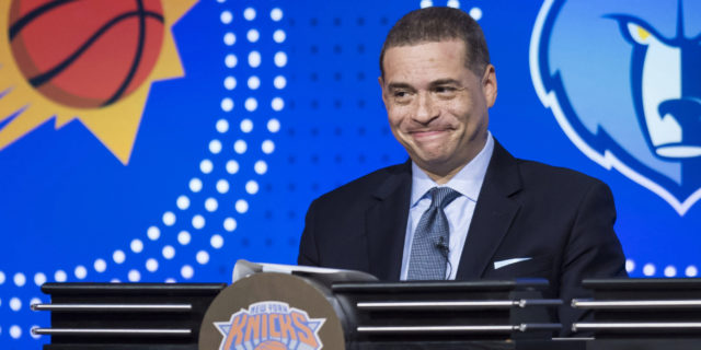 For the New York Knicks, GM Scott Perry continues to be unsung hero
