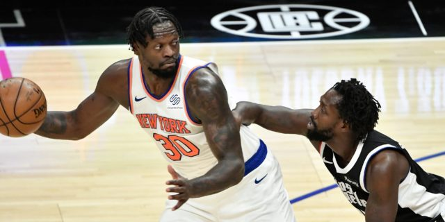 Julius Randle: 'I want to retire as a New York Knick'