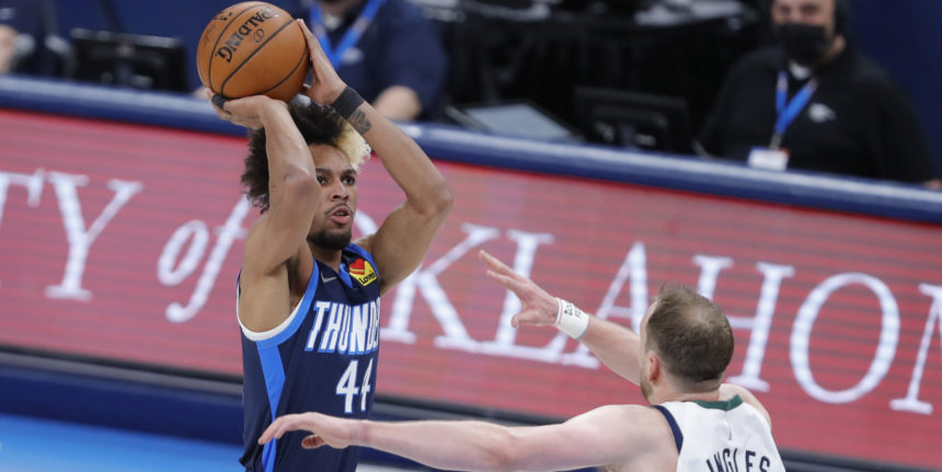 Thunder sign guard Charlie Brown Jr. to multi-year deal