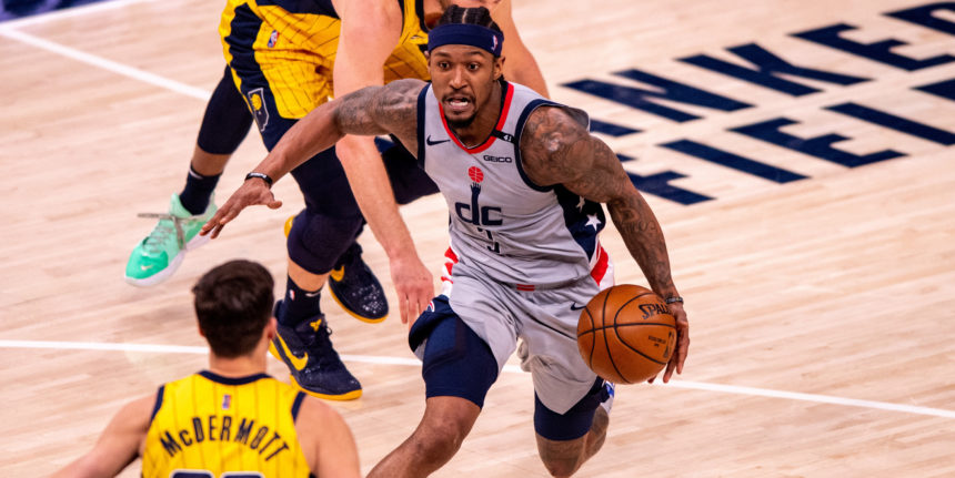 Bradley Beal (hamstring) upgraded to 'questionable' for Sunday