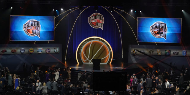 Basketball Hall of Fame honors Class of 2020 inductees