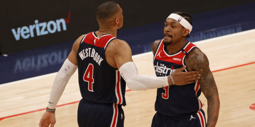 NBA title oddsmakers have Wizards listed at 250-1 in spite of second-half rise