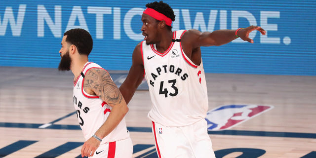 Hoping for home: Raptors thank Tampa, but clamor for Toronto