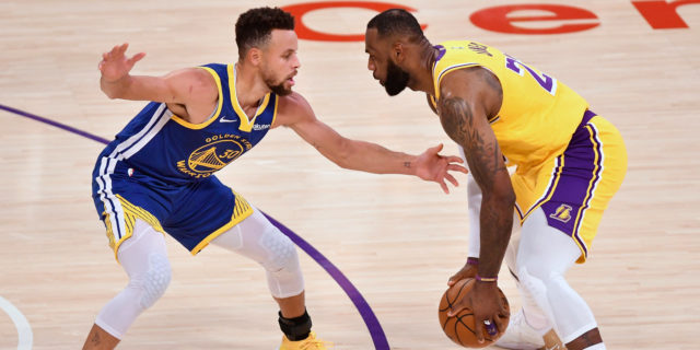 Steph Curry vs. LeBron James, Part 5: Keys to Warriors-Lakers