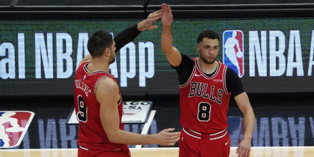 Bulls feel they're on the right track following frustrating, promising season