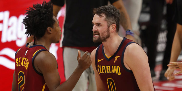 Cavs end difficult season outside playoffs, decisions loom