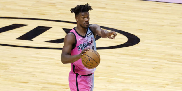 After tough year, Jimmy Butler says Heat are 'ready for anything'