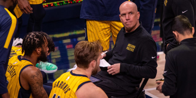 Pacers face major offseason questions after missing playoffs
