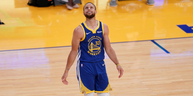 Curry, Warriors look forward to another chance next season